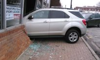 17-Year-Old Crashes Car Into Exam Building While Taking Her Driver's Test, Police Say
