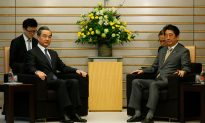 China Rushes to Curry Favor With Japan