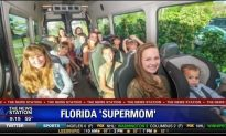 Florida Mom Homeschools Her 16 Children—Still Manages to Write Book, Blog, and Run Charity