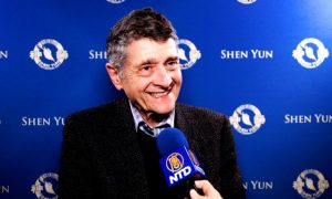 Radio Host Michael Medved: Shen Yun Production 'Extremely Well Staged'