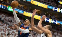 Oklahoma City's Westbrook Fined but Avoids Suspension After Game 4 Confrontation