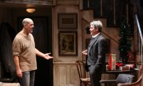 Theater Review: 'The Seafarer'