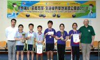 Tin Ka Ping School Win Fourth Consecutive Inter-schools Title