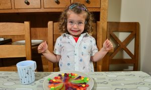 Meet the 3-Year-Old Girl Doing Science Experiments on YouTube