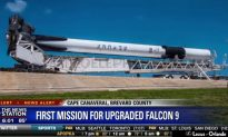 SpaceX Falcon 9 Rocket Launch Aborted