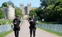 Tight Security Measures in Place for Britain's Royal Wedding