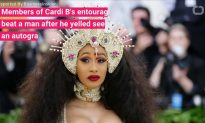 Cardi B's Entourage Attacked Fan Who Demanded Autograph After Met Gala