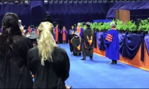 Right after Graduating from University, Couple Gets Engaged