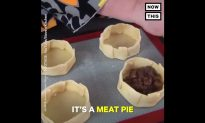Pie Floaters Are an Iconic Australian Dish