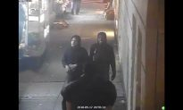 NYPD Releases Footage of Manhattan Burglary Suspects