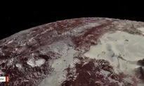 Scientists Suggest Unique Theory for Formation of Pluto