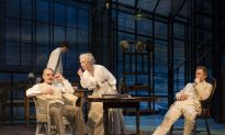 Theater Review: 'Long Day's Journey Into Night'