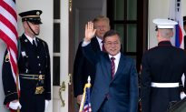 South Korean Leader Optimistic About Trump's Meeting With Kim