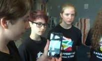 Ohio Eighth-Graders Create App For Memory Loss Patients