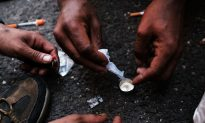 Drug Users are Dumping up to 5,000 Needles a Week in Bronx Parks