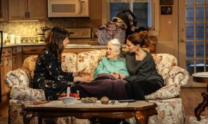 Theater Review: 'Peace for Mary Frances'