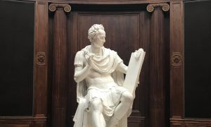 Canova's 'George Washington' Rises From the Ashes at the Frick Collection