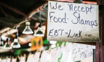 Fewest People on Food Stamps in Nearly a Decade