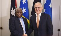 Australia Keeps China out of Internet Cabling for Pacific Neighbor, Solomon Islands