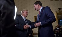 Justice Dept. Watchdog Report Backs Trump's Rationale for Firing Comey