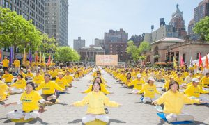 Falun Gong to Hold Mass Rally and March in Washington