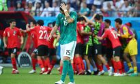 Germany Eliminated From World Cup After Losing to South Korea