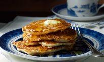 Hoecakes, A Presidential Breakfast