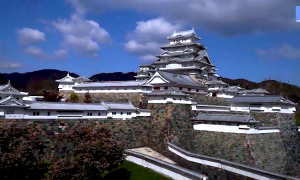 Japanese man and wife spend nearly 19 years to complete huge mini castle