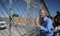 NYC Mayor Accused of Crossing the US-Mexico Border Illegally