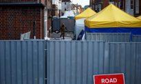 UK Police Recover 400 Items in Novichok Murder Probe