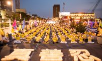 New York Falun Gong Practitioners Commemorate 19th Anniversary of Persecution in China