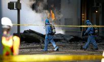 New York Steam Pipe Explosion Creates Urban Geyser; No Injuries