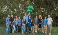 Husband's search for a kidney donor ends up saving eight lives