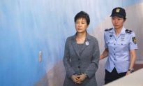 South Korean Court Sentences Former President Park to Another 8 Years in Jail