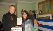 Veteran New Zealand Communist Mike Treen Arrested in Transit to Gaza