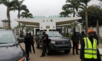Nigerian Security Agents Held Blockade at Parliament, Chief Later Fired