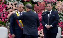 Duque Becomes Colombia's President, Promising to Unite Divided Nation