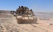 Syrian Military Preparing for Huge Battle With ISIS