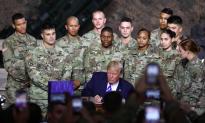 Trump Signs $717 Billion Military Funding Bill