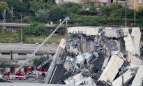 Italy Bridge Operator in Spotlight as Collapse Death Toll Rises