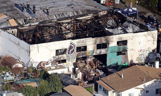 California Judge Rejects Plea Deal in Oakland Warehouse Fire