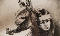 FBI Seeks Help to Find Stolen Art Depicting Old West
